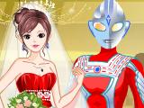 奥特曼娶新娘