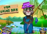 汤姆猫钓鱼