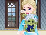 艾尔莎诞被诅咒的宝宝