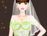 维多利亚婚纱