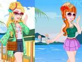 公主海岛旅行相册